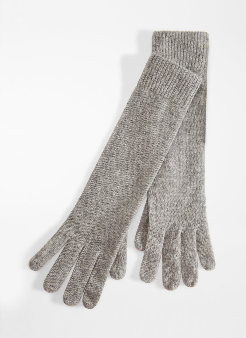 Cashmere Long Wrist Glove
